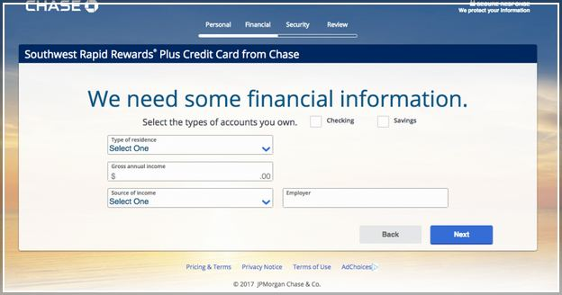Chase Bank Southwest Card Customer Service Phone Number