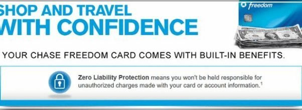 Chase Freedom Card Benefits Warranty