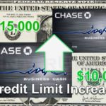 Chase Ink Request Credit Increase