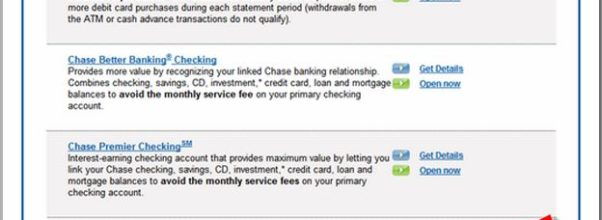 Chase Premier Platinum Checking Customer Service Number