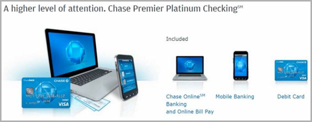 Chase Premier Platinum Checking Review
