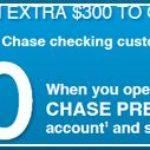 Chase Premier Savings Minimum Balance