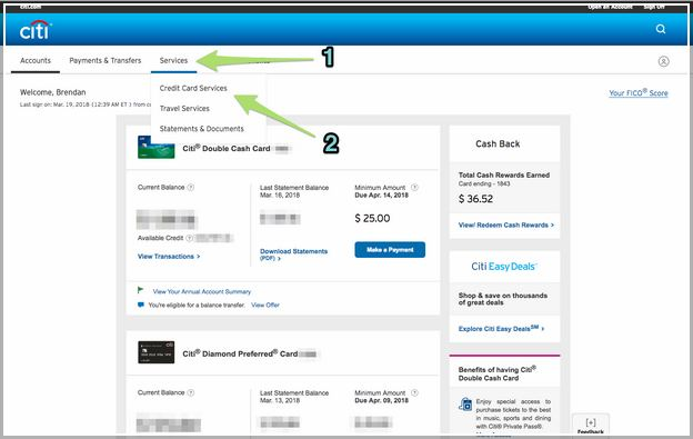 Chase Request Credit Line Increase Online