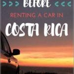 Chase Sapphire Car Rental Insurance Costa Rica