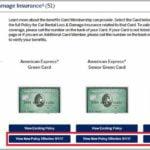 Chase Sapphire Reserve Rental Car Insurance Ireland