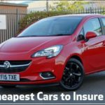Cheapest Used Cars To Insure