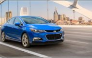 Chevy Cruze Lease Deals Near Me