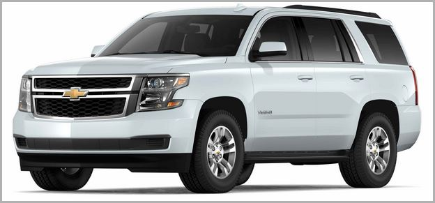Chevy Tahoe Lease