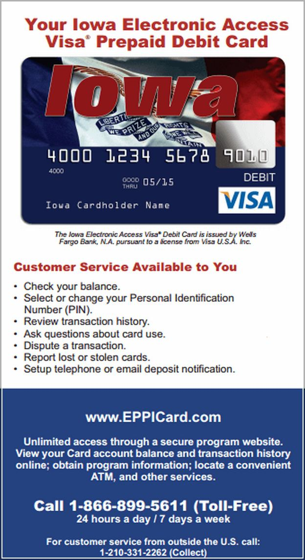 Child Support Card Balance Wisconsin
