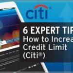 Citi Secured Credit Card Increase