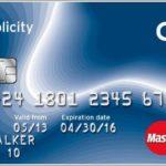 Citi Simplicity Visa Credit Card Login