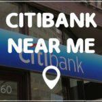 Citibank Bank Locations Near Me