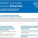 Comcast Business Ethernet Support Number