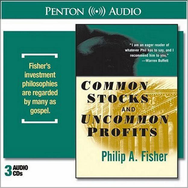 Common Stocks And Uncommon Profits Epub