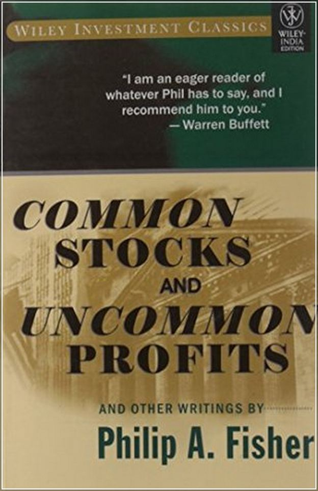 Common Stocks And Uncommon Profits Fisher Pdf