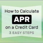 Credit Card Apr Calculator Chase