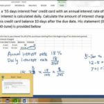 Credit Card Interest Rate Calculator Uae