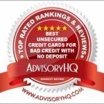 Credit Cards For Bad Credit Scores No Deposit
