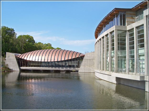 Crystal Bridges Museum Arkansas