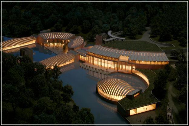 Crystal Bridges Museum Bentonville Arkansas