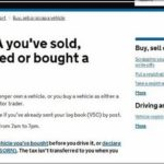 Dvla Change Of Ownership How Long Does It Take