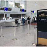 Etihad Check In Schalter Düsseldorf
