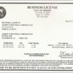 Florida Insurance License Numbers