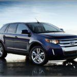 Ford Edge Lease 2018