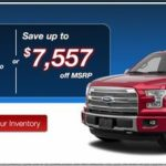 Ford Edge Lease Deals