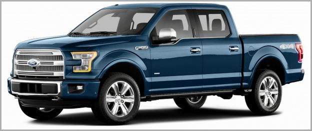 Ford F150 Lease