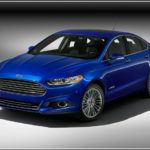 Ford Fusion Lease Canada