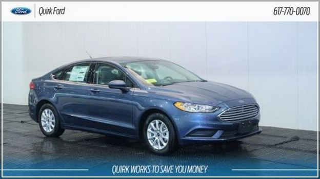 Ford Fusion Lease Deals Michigan