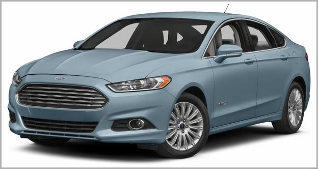 Ford Fusion Lease Offer