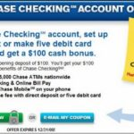 Free Online Checking Account No Opening Deposit No Credit Check