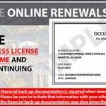 Ga Insurance License Renewal Online