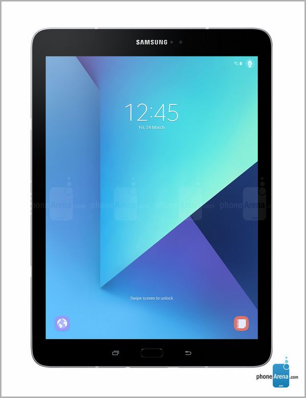 Galaxy Tab S3 Review Notebookcheck
