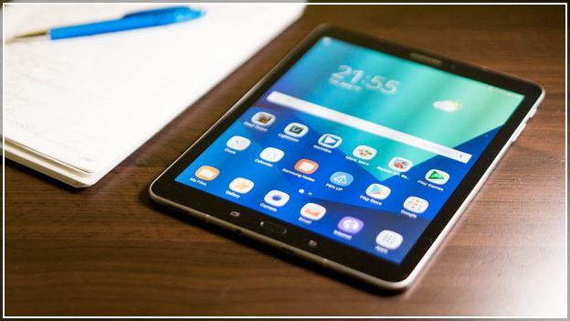 Galaxy Tab S3 Review