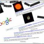 Google Zero Gravity Space