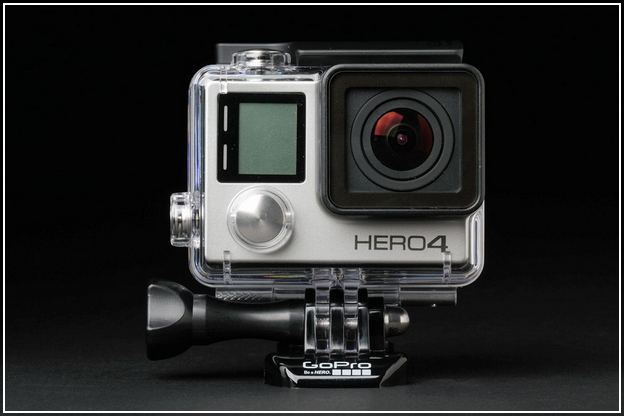 Gopro Hero 6 Black Test