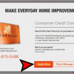 Home Depot Credit Card Pay By Phone