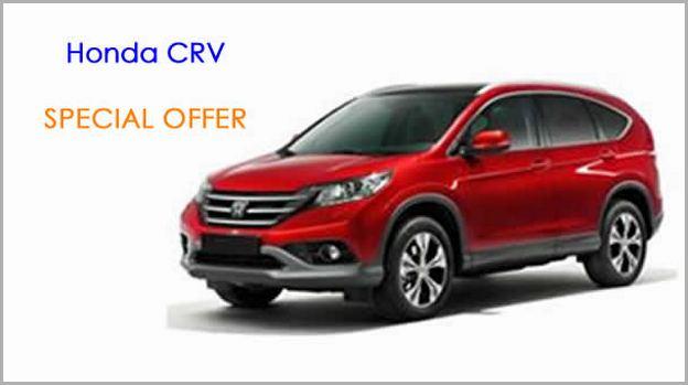 Honda Crv Lease Deals Nj