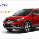 Honda Crv Lease Deals Ohio