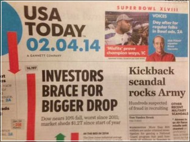How Is The Stock Market Today In Usa