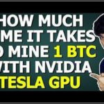 How Long Does It Take To Mine A Bitcoin 2019