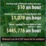 How Much Do Walmart Employees Make A Month