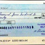 How To Cash A Cheque Without A Bank Account Uk