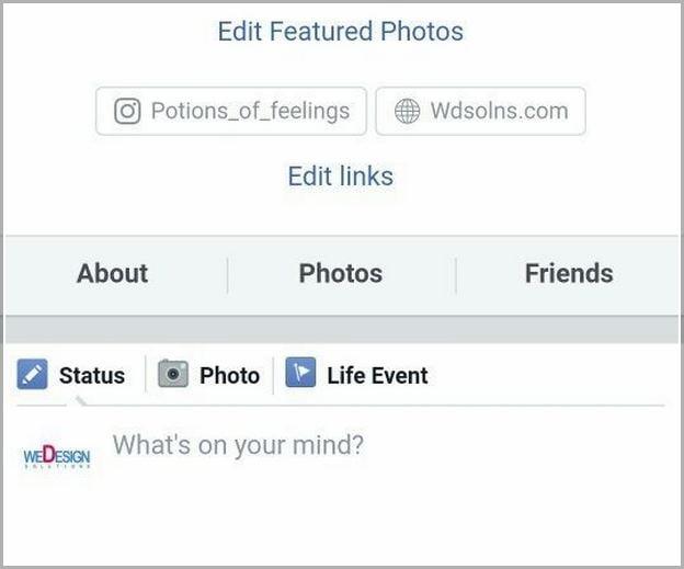 How To Link Facebook To Instagram Bio