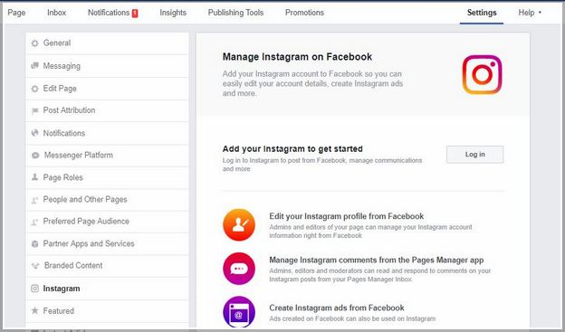 How To Link Facebook To Instagram On Laptop
