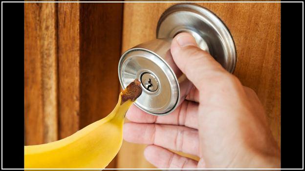 How To Open A Locker Door