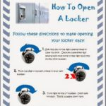How To Open A Locker With 4 Numbers